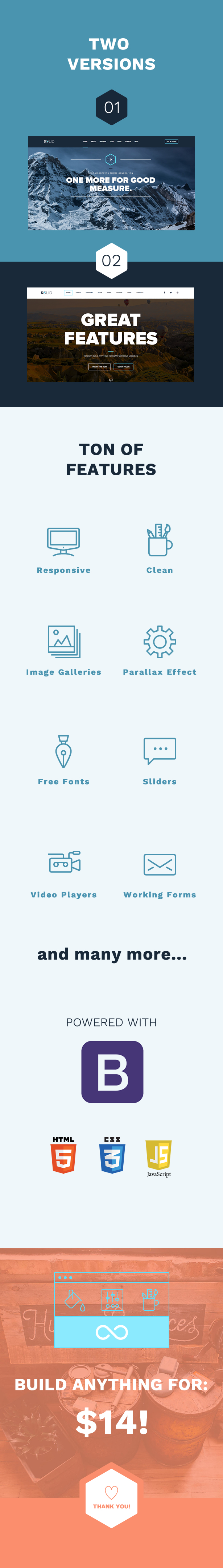 Solid - Full Responsive Versatile HTML5 Template - 1